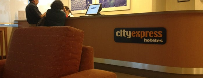 City Express is one of Locais curtidos por Cristina.