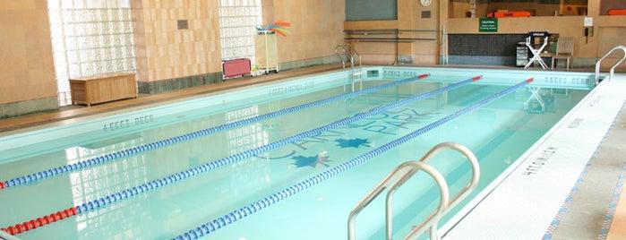 Carnegie Park Swim & Health Club is one of NYC Pools.