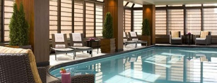 The Peninsula New York is one of NYC Pools.