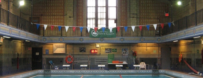 Hansborough Recreation Center is one of NYC Pools.