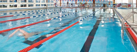 Chelsea Piers Fitness is one of NYC Pools.