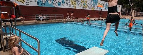 Tony Dapolito Recreation Center is one of NYC Pools.