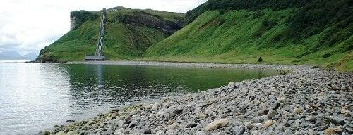 Bearreraig Fossil Beach is one of London & Scotland.
