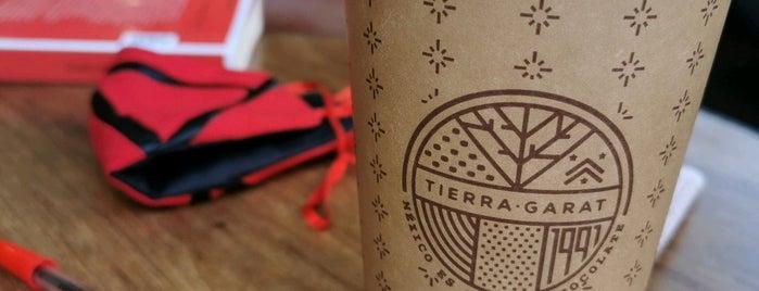Tierra Garat is one of Restaurantes y cafes.