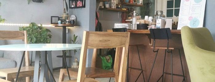 Deseo Café De Especialidad is one of Soy'un Beğendiği Mekanlar.