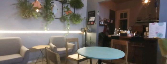 Deseo Café De Especialidad is one of Pa´ir algún día (café my love).