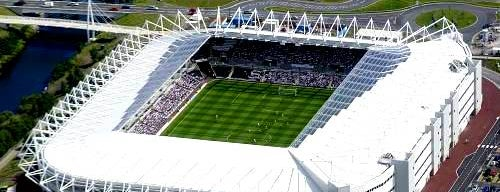 Liberty Stadium is one of International Sports~Part 1....