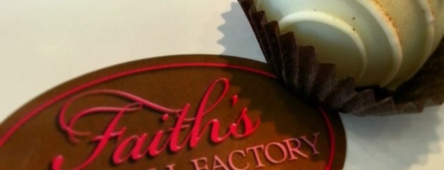 Faith's Cake Ball Factory is one of Jared's Liked Places.