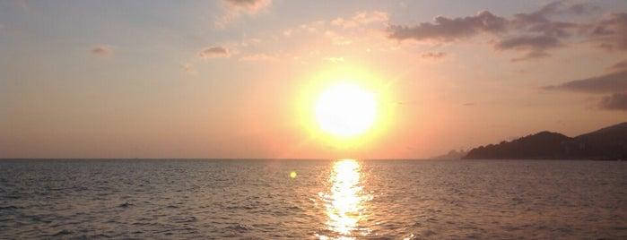 Пляж «Робинзон» is one of Ирина : понравившиеся места.