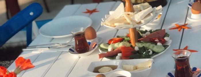 Yiğiter Mavi Beyaz Balık Evi is one of Locais curtidos por Sercan.