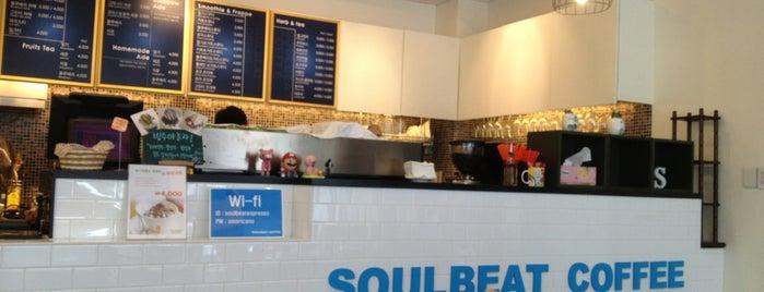 커피집단 Soulbeat espresso is one of every corner of seoul.