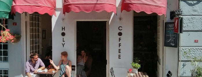Hope Coffee & Eatery is one of İstanbul Yeme&İçme Rehberi - 1.