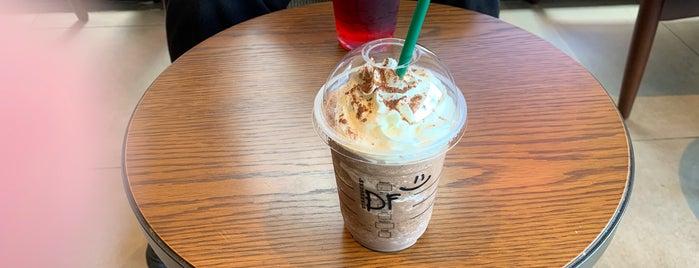 Starbucks is one of Orte, die Fernando gefallen.
