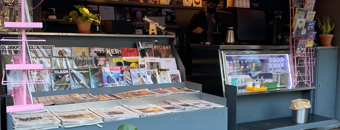 News & Coffee is one of Europa + Países Nórdicos.