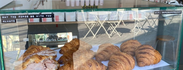 Three Marks Coffee is one of Kahve, Kahvaltı Barselona.