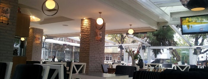 Gri Café is one of Istanbul.