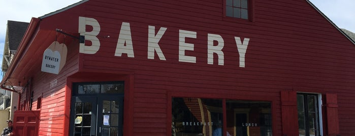 Bywater Bakery is one of new orleans.