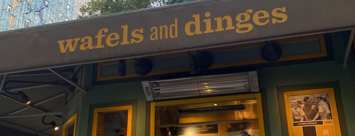 Wafels & Dinges is one of Davidさんのお気に入りスポット.