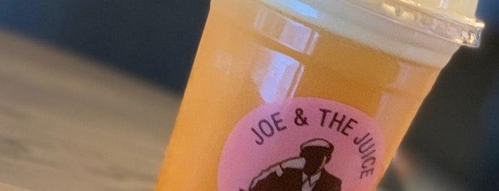 JOE & THE JUICE is one of Coffee.