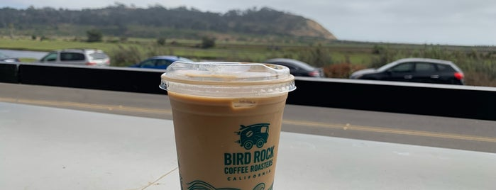 Bird Rock Coffee Roasters is one of SoCal.