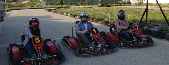 Spark Go-Kart & Paintball is one of Pniatbal_g.