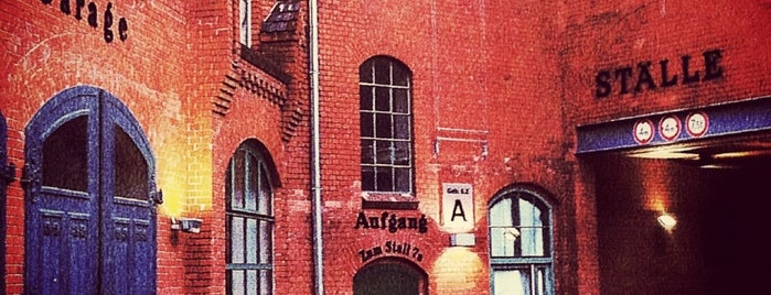 Kulturbrauerei is one of Posti salvati di Aneta.