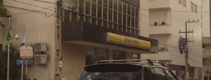 Banco do Brasil is one of Lieux qui ont plu à Luana.