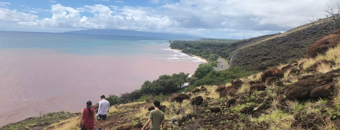Lahaina Pali Trail is one of Hawaii.
