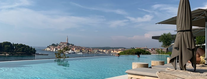 Grand Park Hotel Rovinj is one of Rovinj.
