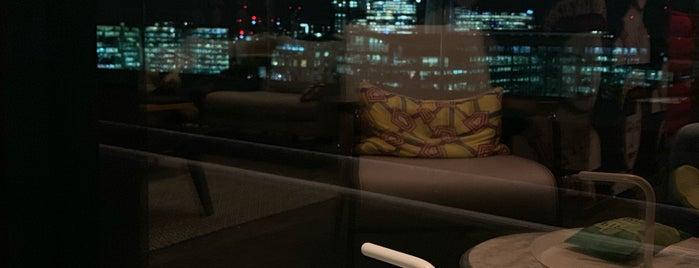 citizenM - 7th Floor Skybar is one of Luis 님이 좋아한 장소.