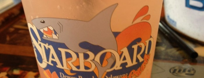 The Starboard is one of Best of the Beach / Bay.