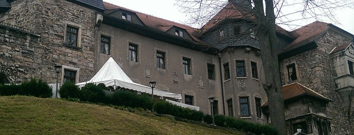 Schloss Elgersburg is one of Schlösser, Burgen, Festen.