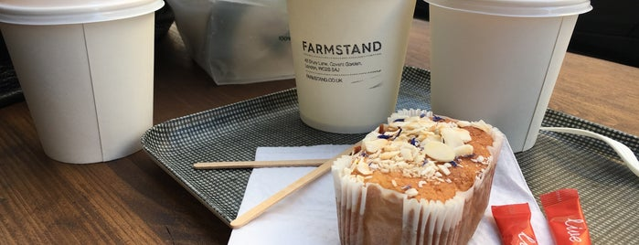 Farmstand is one of LONDON GF.