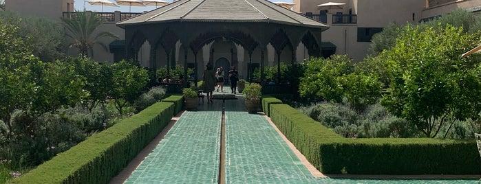 Le Jardin Secret is one of Marrakech.