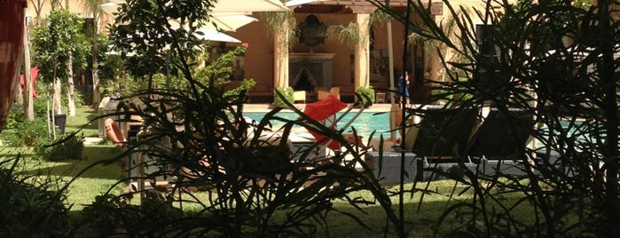 Les Jardins De La Koutoubia Hotel Marrakech is one of Marrakech.