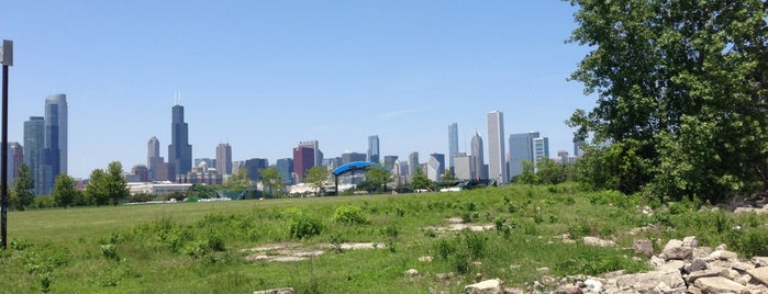 Northerly Island is one of Chicago.