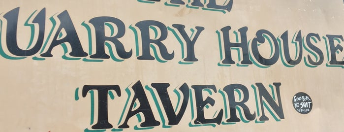 Quarry House Tavern is one of John'un Kaydettiği Mekanlar.