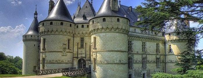 Château de Chaumont-sur-Loire is one of Tours & Loire Valley.