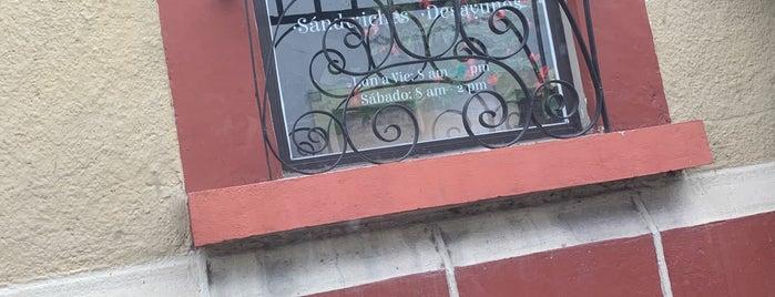 La Dulce Compañía is one of Hotspots Querétaro.