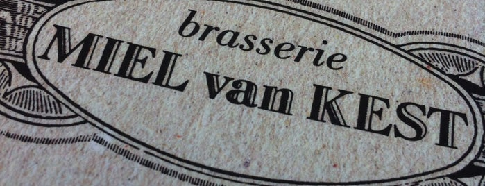 Miel Van Kest is one of Belgium - Resto.