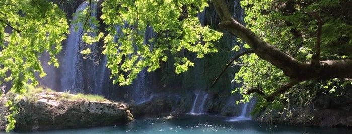 Kurşunlu Şelalesi ve Tabiat Parkı is one of Hülya : понравившиеся места.