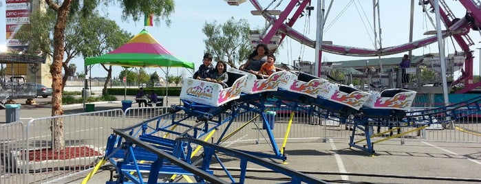 California Carnival Co. is one of Manteca,Ca.