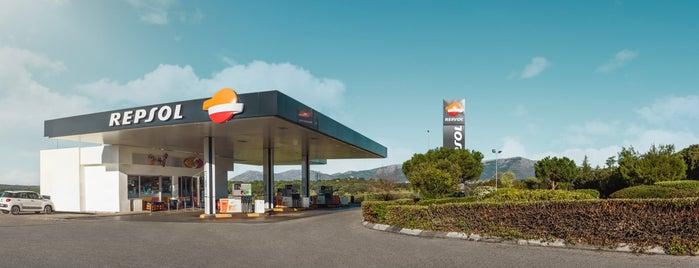 Estación de Servicio Repsol is one of HL Gasolineras.