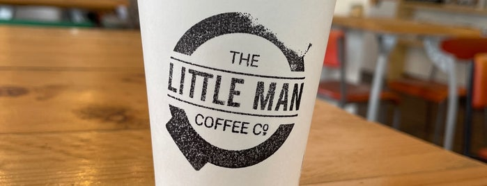 The Little Man Coffee Co is one of Wales.