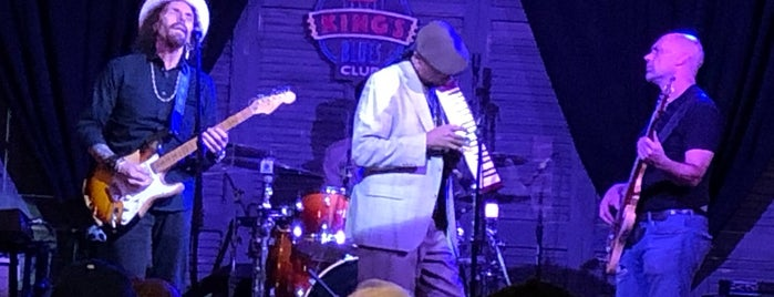 BB King's Blues Club New Orleans is one of สถานที่ที่ Krzysztof ถูกใจ.