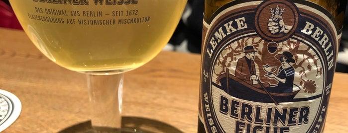 Brauhaus Lemke is one of Berlin.