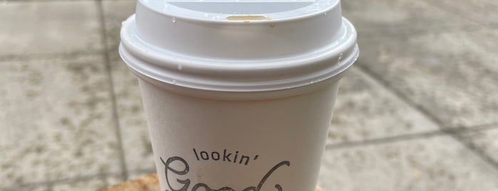 Good Coffee is one of Portlandia.