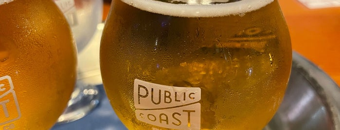 Public Coast Brewing Company is one of PNW.