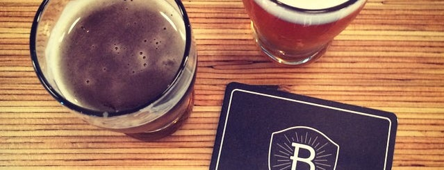 Baerlic Brewing is one of All 53 Portland Breweries.