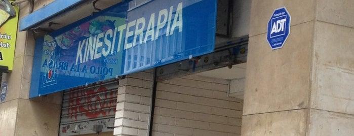 centro medico kinesiterapia is one of Locais curtidos por Carlos.